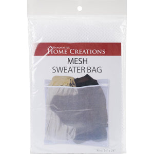 Mesh Sweater Wash Bag-Laundry Bag-