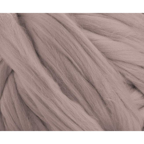 Soft Dyed (Mink) Merino Jumbo Yarn - 7lb Special for Arm Knitted Blankets