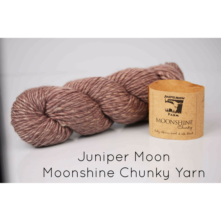 Juniper Moon Farm- Moonshine Chunky Yarn  - 1