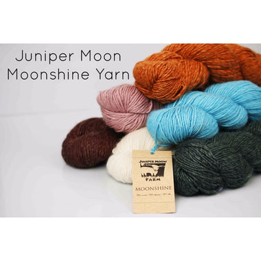 Juniper Moon Farm- Moonshine Yarn  - 1