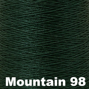 3/2 Mercerized Perle Cotton-Weaving Cones-Mountain 98-
