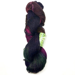 Mountain Colors Bearfoot Sock Yarn - 100g - Evening Star-Yarn-Paradise Fibers