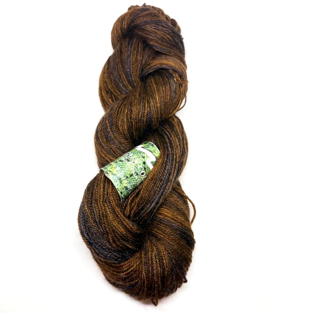 Mountain Colors Bearfoot Sock Yarn - 100g - Harmony Softrock-Yarn-Paradise Fibers