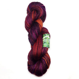 Mountain Colors Bearfoot Sock Yarn - 100g - Snapdragon-Yarn-Paradise Fibers