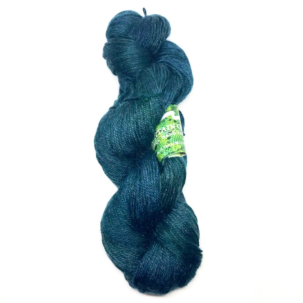 Mountain Colors Bearfoot Sock Yarn - 100g - Teal-Yarn-Paradise Fibers