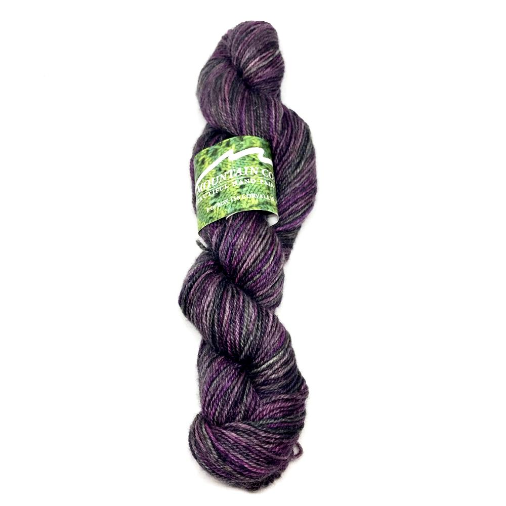Mountain Colors Bearfoot Sock Yarn - 50g - Harmony Storm-Yarn-Paradise Fibers