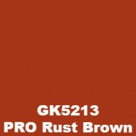 Procion MX Reactive Dye 3oz Jar - Yellows, Oranges & Reds-Dyes-GK5213 PRO Rust Brown-
