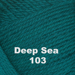 Brown Sheep Nature Spun Worsted Yarn-Yarn-Deep Sea 103-