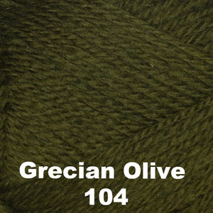 Brown Sheep Nature Spun Cones - Sport-Weaving Cones-Grecian Olive 104-
