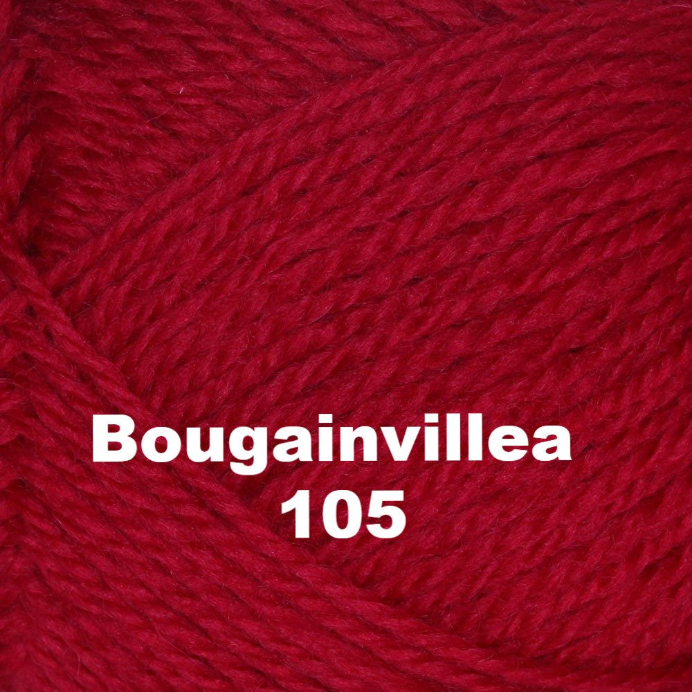 Brown Sheep Nature Spun Worsted Yarn Bougainvillea 105 - 4