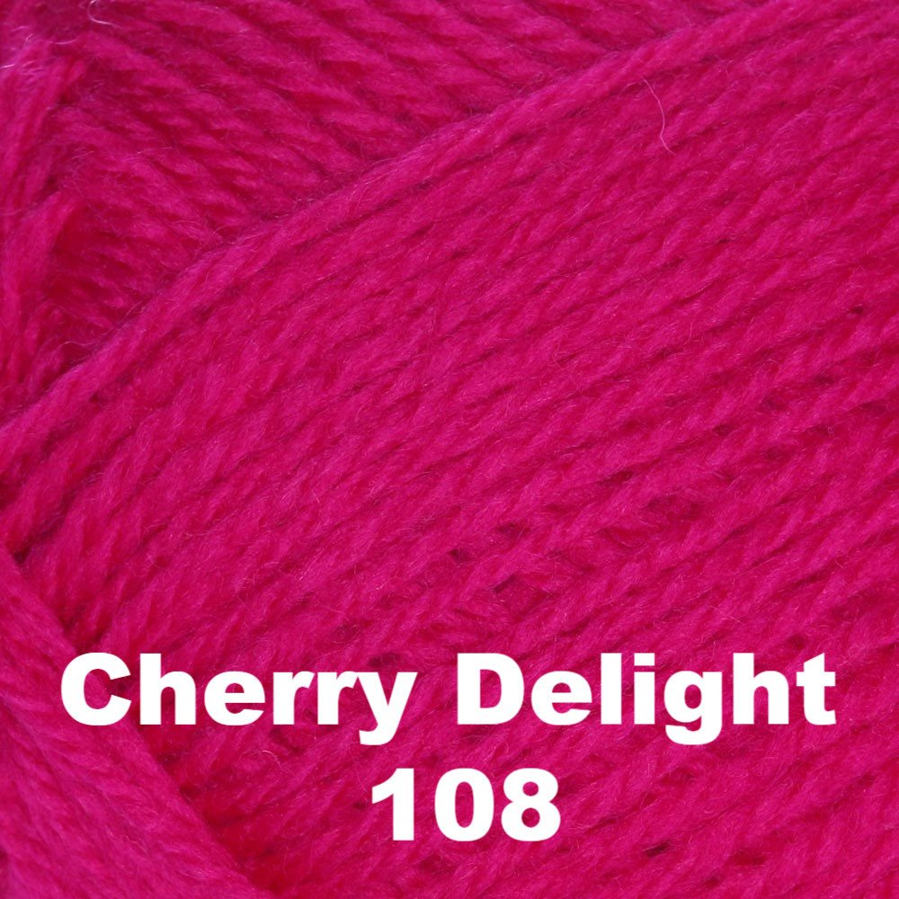 Brown Sheep Nature Spun Sport Yarn Cherry Delight 108 - 6