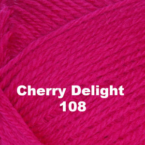 Brown Sheep Nature Spun Worsted Yarn-Yarn-Cherry Delight 108-