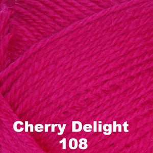 Brown Sheep Nature Spun Cone Fingering Yarn Cherry Delight 108 - 6