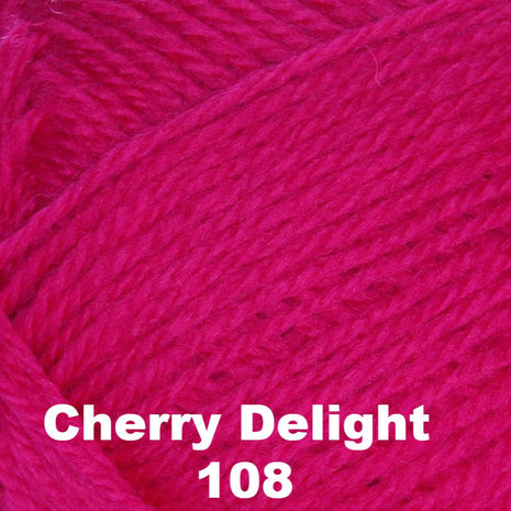 Brown Sheep Nature Spun Fingering Yarn Cherry Delight 108 - 6