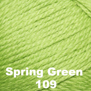 Brown Sheep Nature Spun Cone Fingering Yarn Spring Green 109 - 7