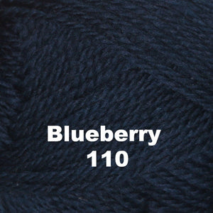 Brown Sheep Nature Spun Worsted Yarn-Yarn-Blueberry 110-