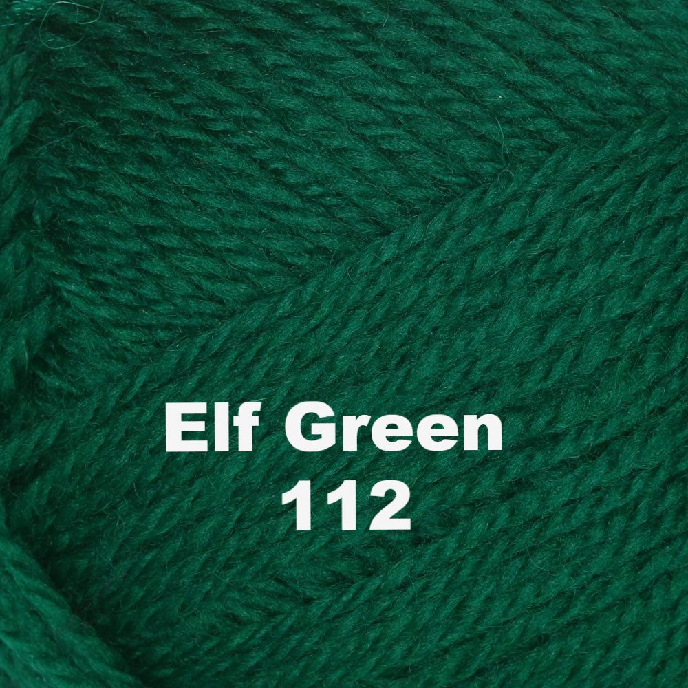 Brown Sheep Nature Spun Worsted Yarn Elf Green 112 - 8