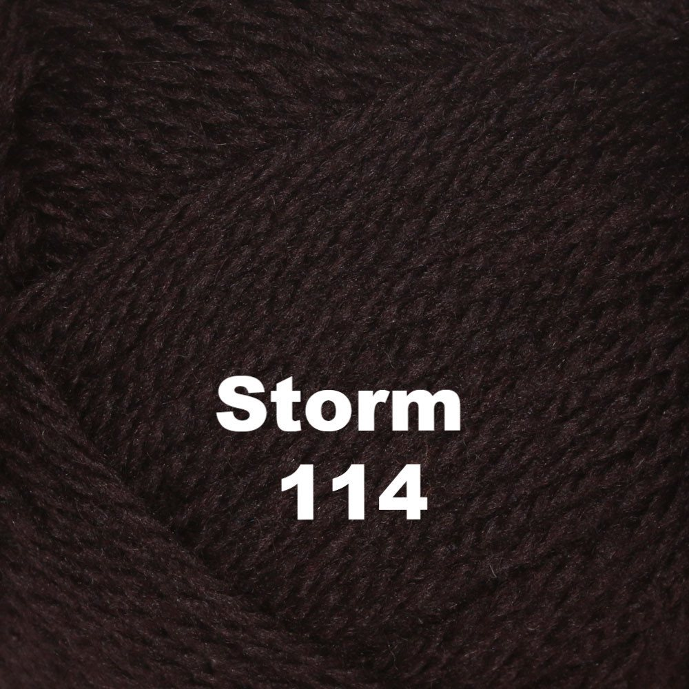 Brown Sheep Nature Spun Worsted Yarn Storm 114 - 9