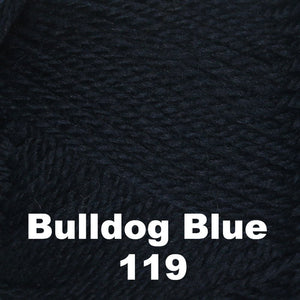 Brown Sheep Nature Spun Cone Fingering Yarn Bulldog Blue 119 - 14