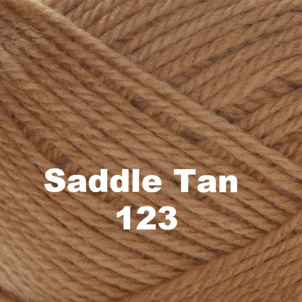 Brown Sheep Nature Spun Worsted Yarn Saddle Tan 123 - 15