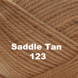 Paradise Fibers Yarn Brown Sheep Nature Spun Worsted Yarn Saddle Tan 123 - 16