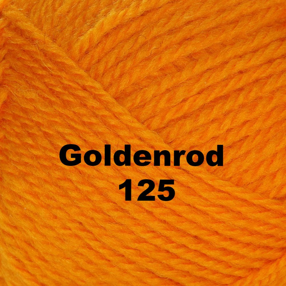 Brown Sheep Nature Spun Worsted Yarn Goldenrod 125 - 16