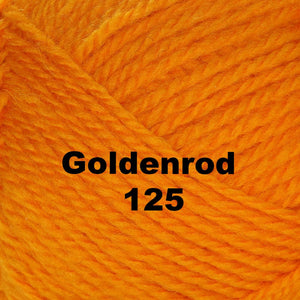 Paradise Fibers Yarn Brown Sheep Nature Spun Worsted Yarn Goldenrod 125 - 17