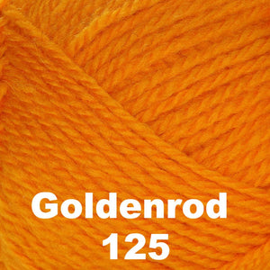Brown Sheep Nature Spun Fingering Yarn Goldenrod 125 - 17