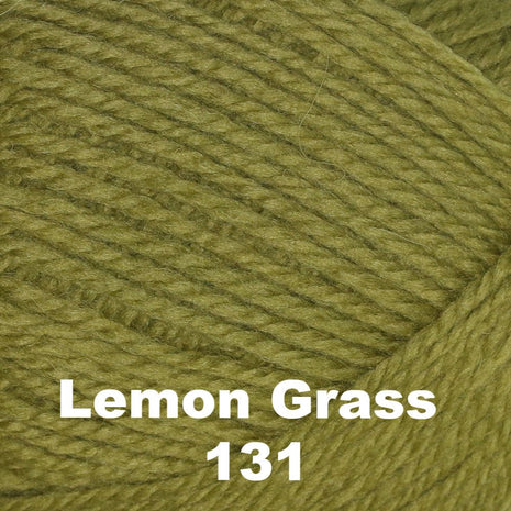 Brown Sheep Nature Spun Cone Fingering Yarn Lemon Grass 131 - 18
