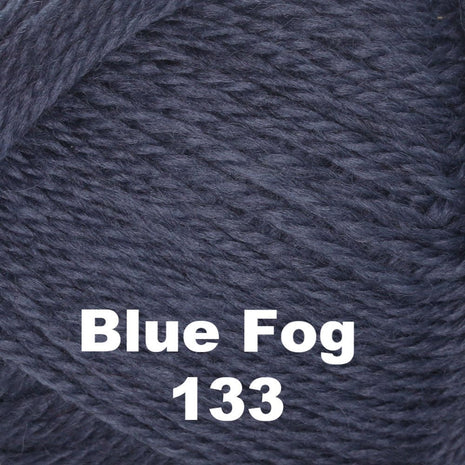 Brown Sheep Nature Spun Fingering Yarn Blue Fog 133 - 19