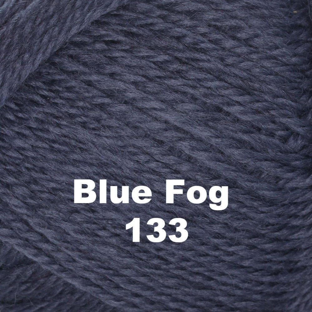 Brown Sheep Nature Spun Worsted Yarn Blue Fog 133 - 18