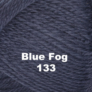 Paradise Fibers Yarn Brown Sheep Nature Spun Worsted Yarn Blue Fog 133 - 19