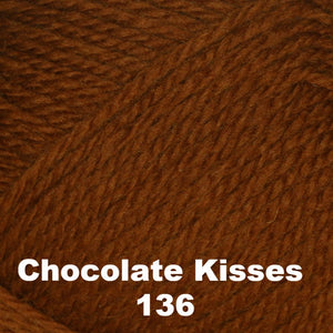 Brown Sheep Nature Spun Cone Fingering Yarn Chocolate Kisses 136 - 21