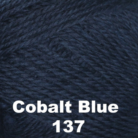 Brown Sheep Nature Spun Cone Sport Yarn Cobalt Blue 137 - 22