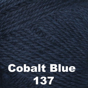 Brown Sheep Nature Spun Cone Fingering Yarn Cobalt Blue 137 - 22