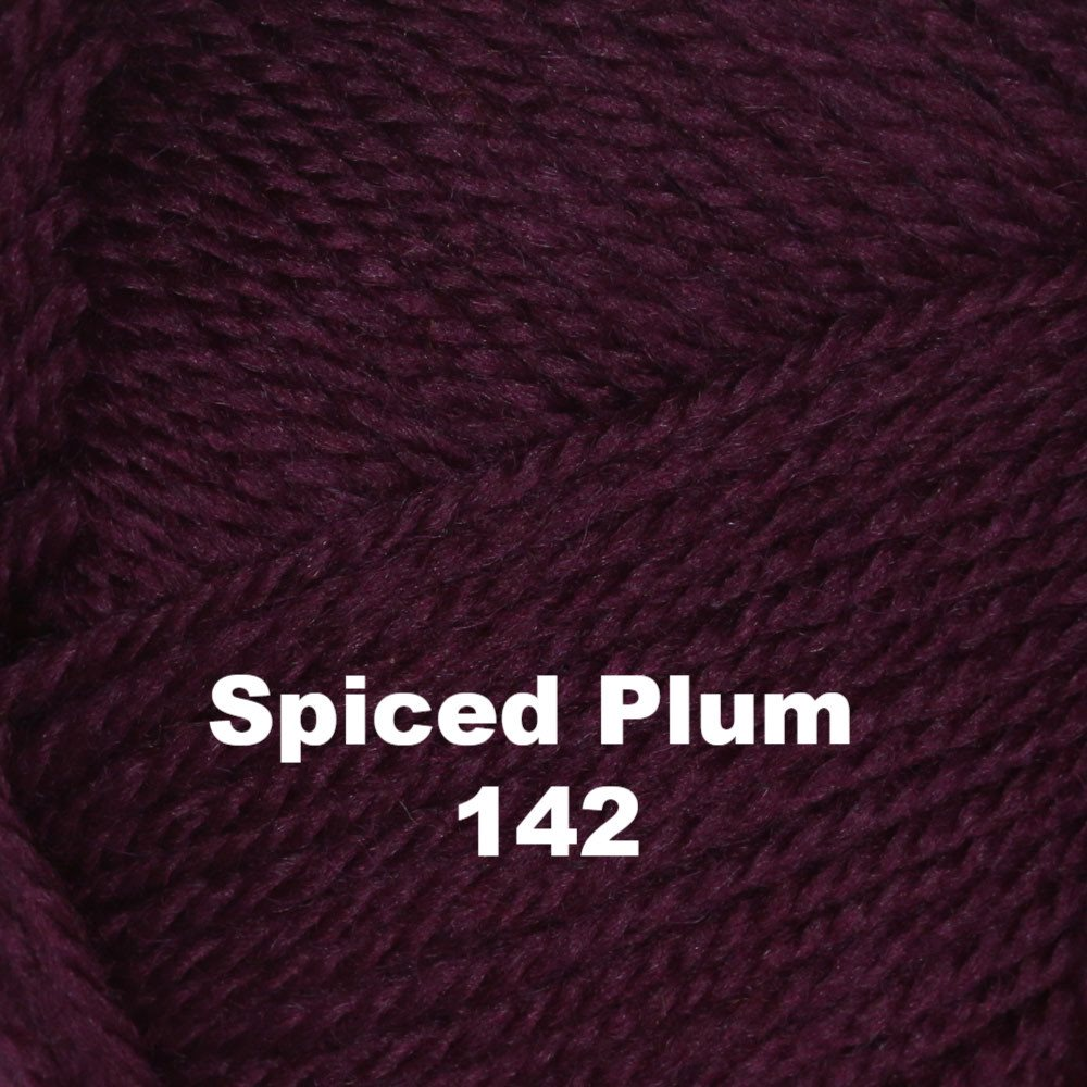 Brown Sheep Nature Spun Worsted Yarn Spiced Plum 142 - 22
