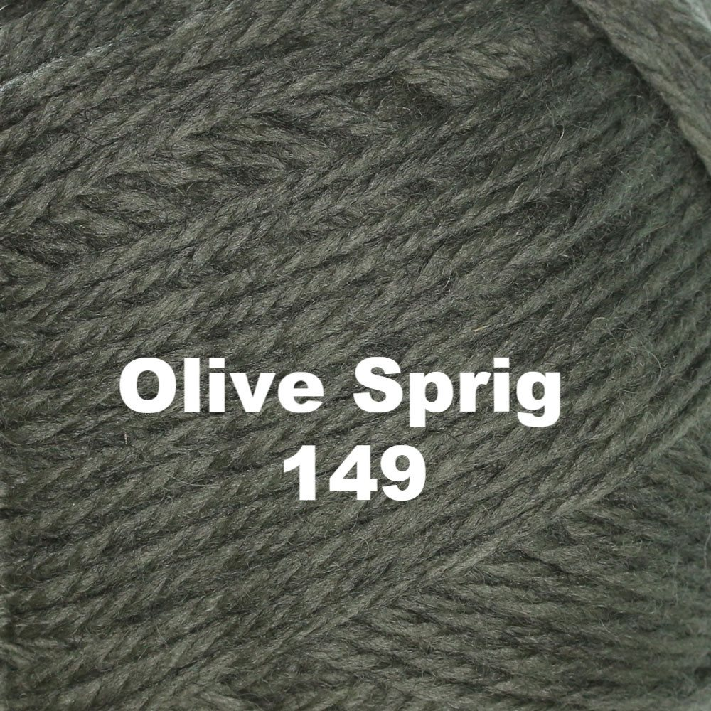 Brown Sheep Nature Spun Worsted Yarn Olive Sprig 149 - 28