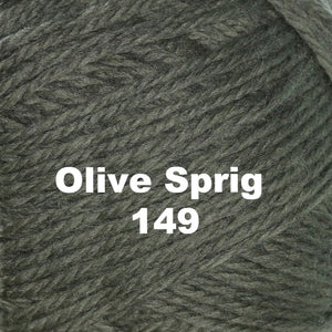 Brown Sheep Nature Spun Worsted Yarn-Yarn-Olive Sprig 149-