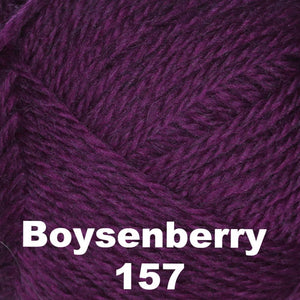 Brown Sheep Nature Spun Cone Fingering Yarn Boysenberry 157 - 32