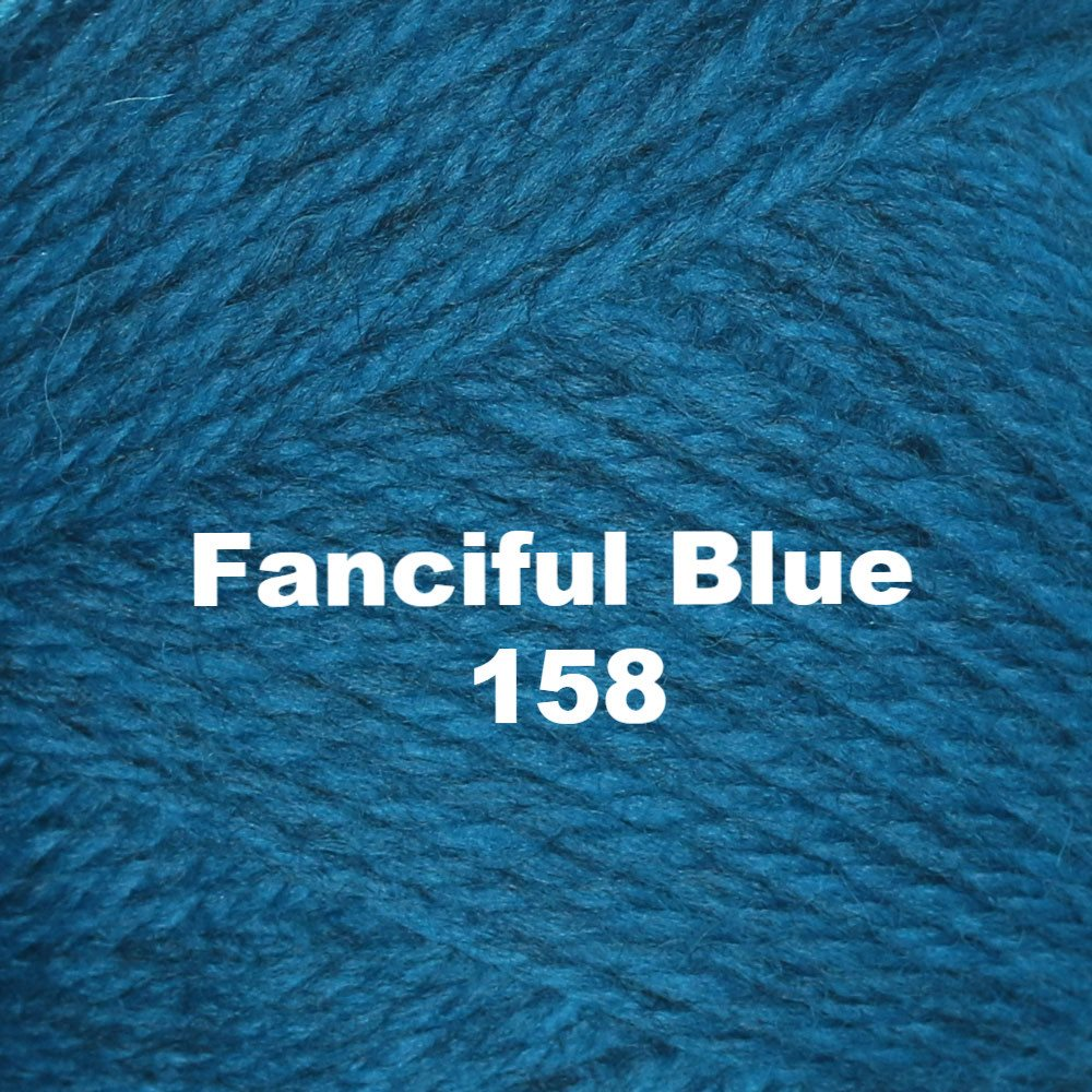 Brown Sheep Nature Spun Worsted Yarn Fanciful Blue 158 - 32