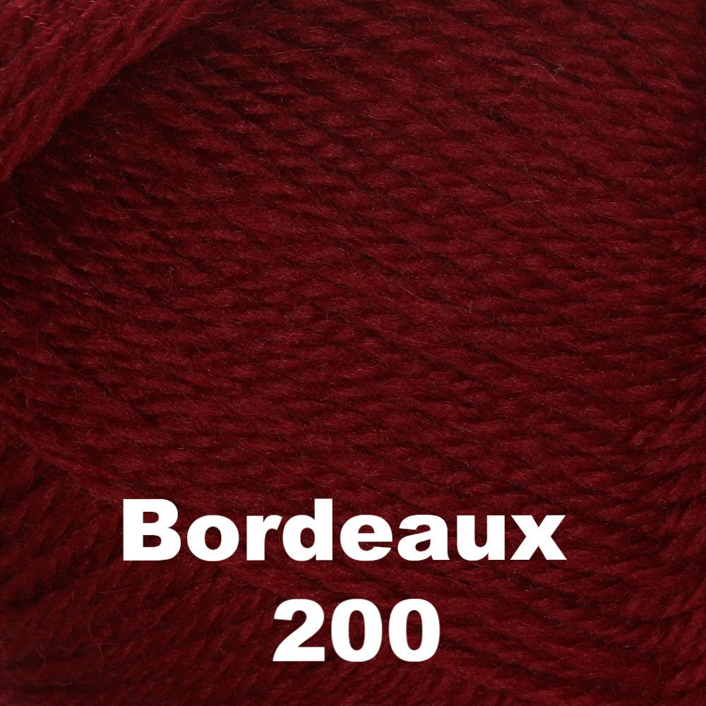 Brown Sheep Nature Spun Fingering Yarn Bordeaux 200 - 34