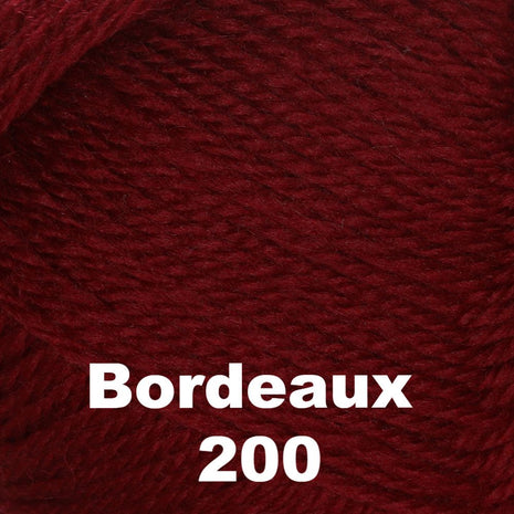 Brown Sheep Nature Spun Cone Sport Yarn Bordeaux 200 - 34