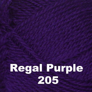 Brown Sheep Nature Spun Cone Fingering Yarn Regal Purple 205 - 35