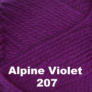 Brown Sheep Nature Spun Cone Sport Yarn Alpine Violet 207 - 36