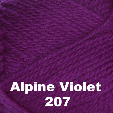 Brown Sheep Nature Spun Cone Fingering Yarn Alpine Violet 207 - 36