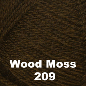 Brown Sheep Nature Spun Cone Fingering Yarn Wood Moss 209 - 37