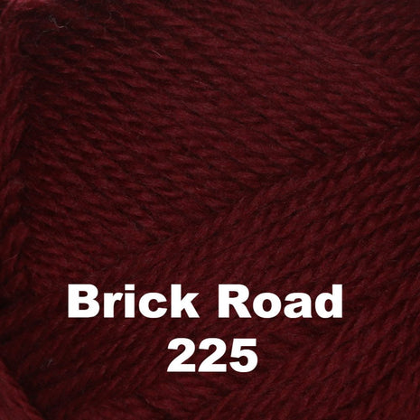 Brown Sheep Nature Spun Cone Sport Yarn Brick Road 225 - 38