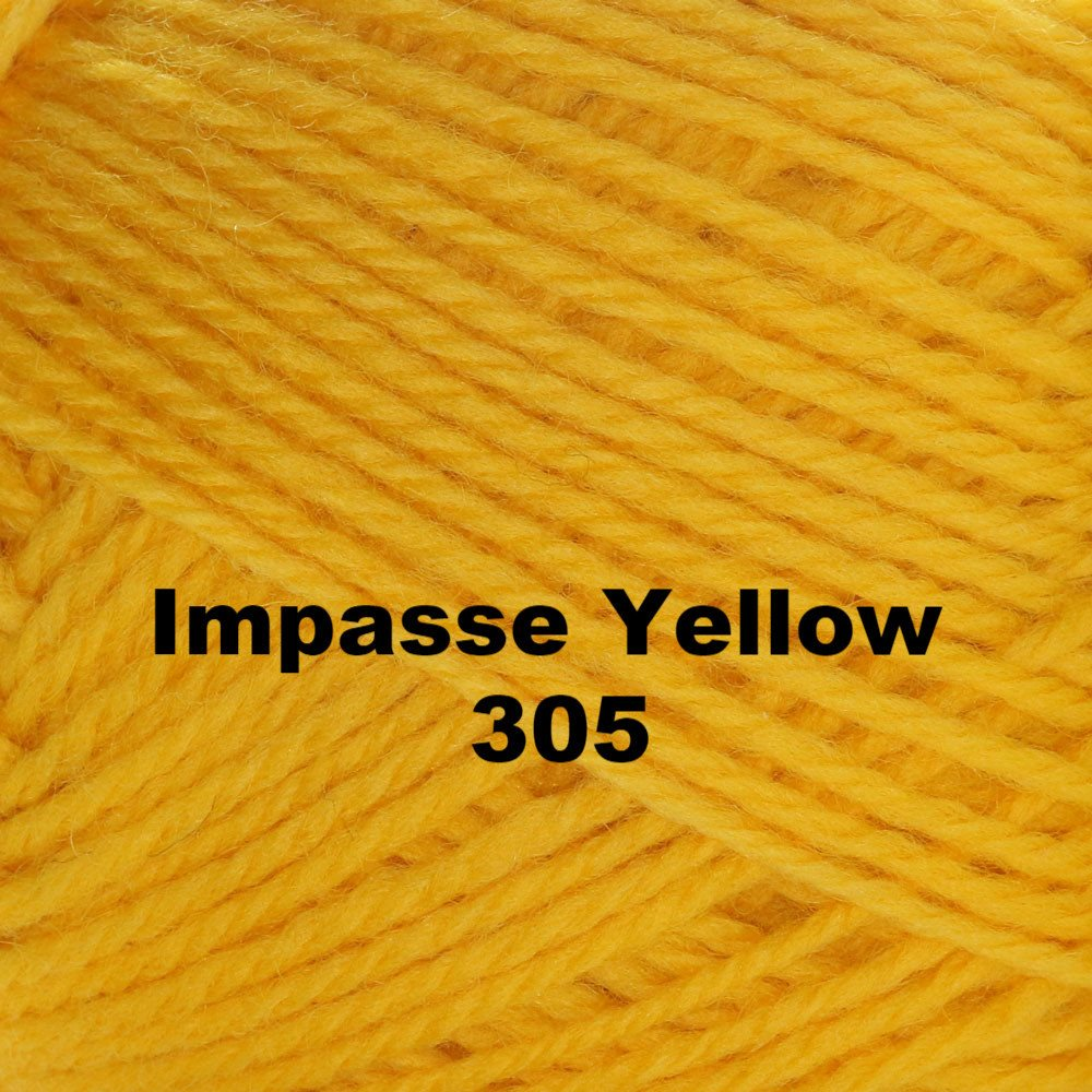 Brown Sheep Nature Spun Worsted Yarn Impasse Yellow 305 - 39