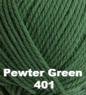 Brown Sheep Nature Spun Cone Fingering Yarn Pewter Green 401 - 43