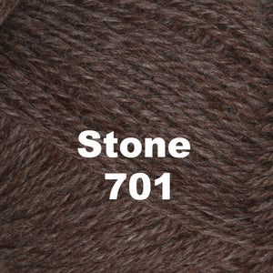 Paradise Fibers Yarn Brown Sheep Nature Spun Worsted Yarn Stone 701 - 45